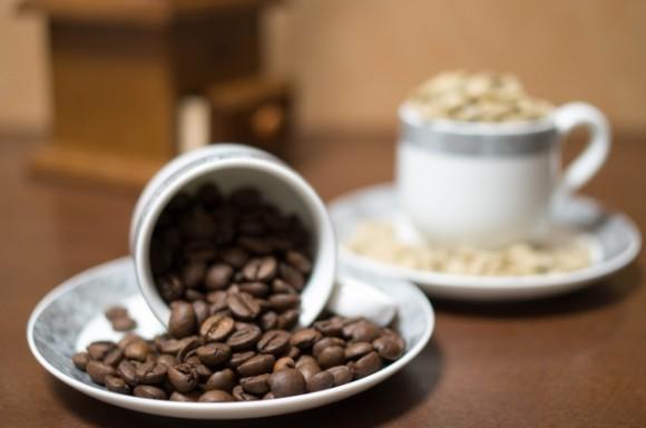 コーヒー,出がらし,再利用