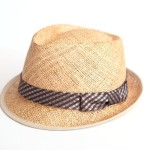 麦わら帽子★メンズのかぶり方!帽子の選び方からコーデまで!