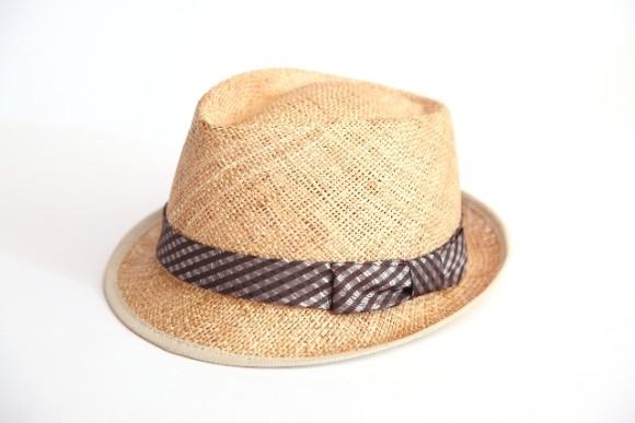 麦わら帽子 メンズ