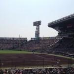 甲子園球場★高校野球2015!組み合わせはいつ決定する・・・?