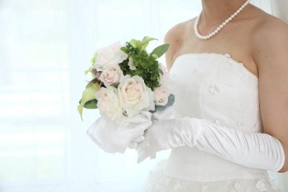 結婚式 グローブ