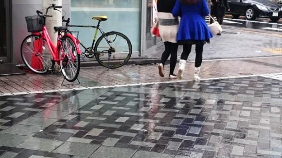 自転車 レインコート