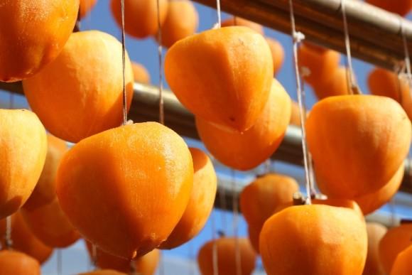 干し柿 栄養